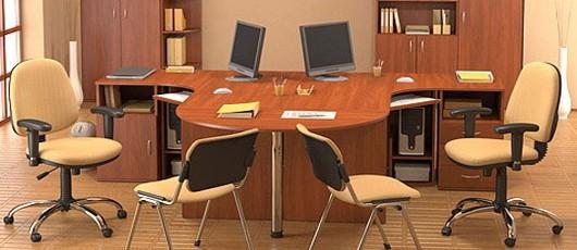 столы офисные недорого